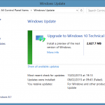 Remove Upgrade To Windows 10 Message From Windows 7/8