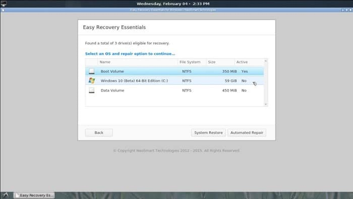 Windows 10 recovery disk ISO free