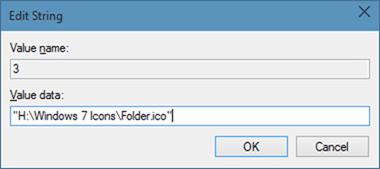 Windows 7 style folder icons in Windows 10 step06