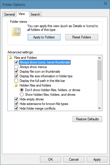 Windows 7 style folder icons in Windows 10 step09