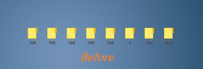 Windows 7 style folder icons in Windows 10