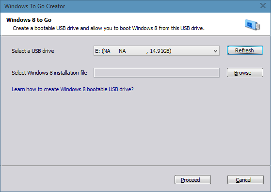 4 Tools To Create Windows To Go USB Of Windows 10