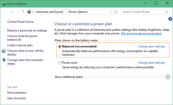 Battery Saver Windows 10 Enable or Disable Picture8