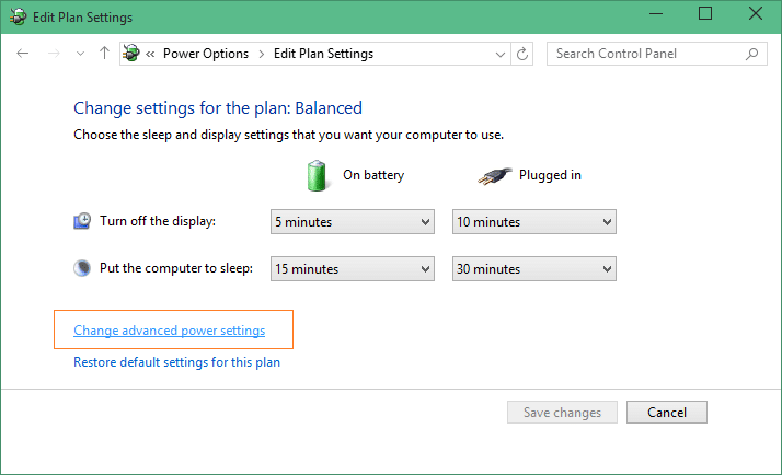 Windows 8 1 Set Battery Charge Level : Enable or disable battery saver in windows
