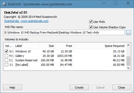 виртуальный привод для Windows 10 - фото 6