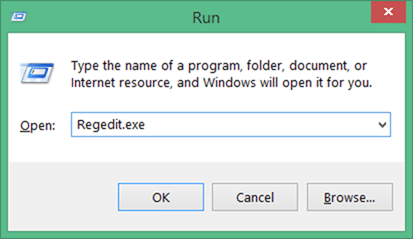 The Disk is write-protected error solution2