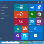 Download Updated Windows 10 Start Menu For Windows 8.1 And Windows 7