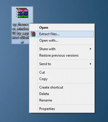Windows XP Themes for Windows 10 picture1