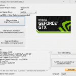 Display Driver Uninstaller: Completely Uninstall NVIDIA, AMD and Intel Graphics Drivers