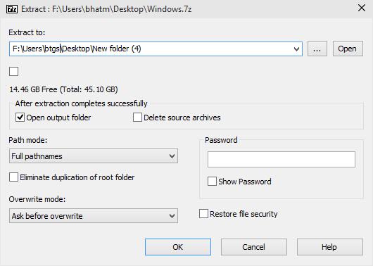 windows 10 zip files