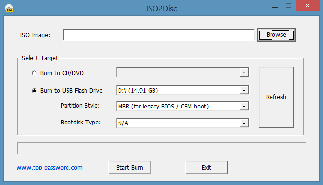 ISO2Disc Free Download Windows