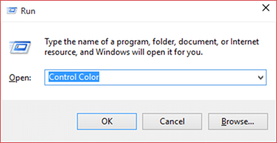 Color and Appearance in Windows 10