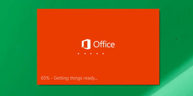 Install Office 2016 on Windows 10 Step3