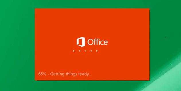 Install Office 2016 on Windows 10 Step3