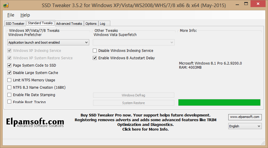 Windows10up.com Download Free 10 Free Tools To Tweak And Optimize SSD On Windows