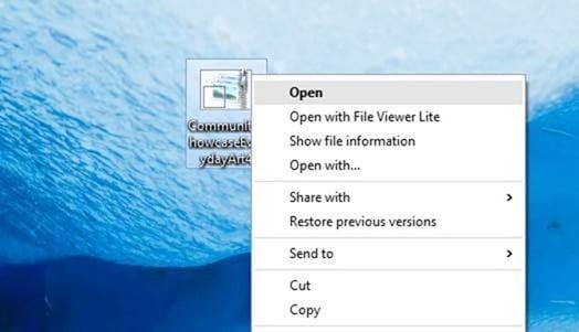 Change default desktop theme in Windows 10 picture4