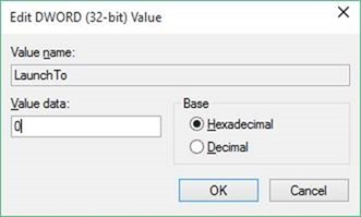 Disable Quick Access in Windows 10 picture7