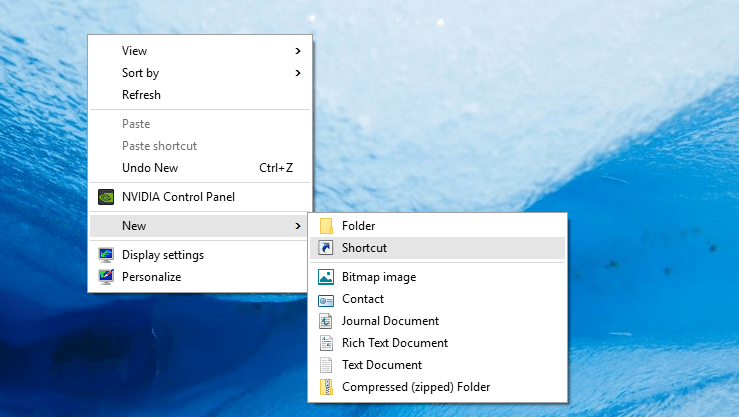 Open Control Panel Windows 10 step4
