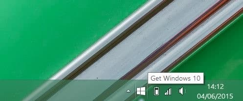 to help and encourage previous versions of Windows users to  How To Remove Get Windows 10 Icon From Taskbar In Windows 7/8.1