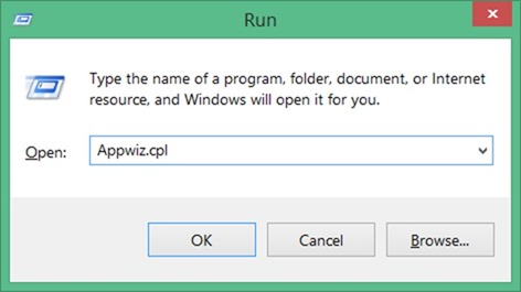 Remove Get Windows 10 from taskbar step8