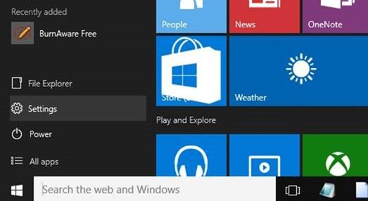 Remove recently added group from Windows 10 Start Menu picture1