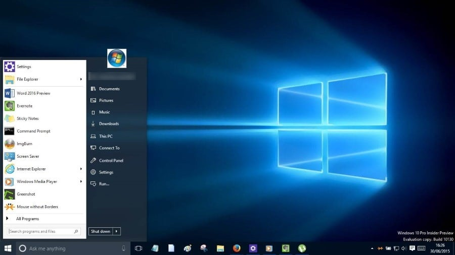 How to remove start screen in windows 8.1