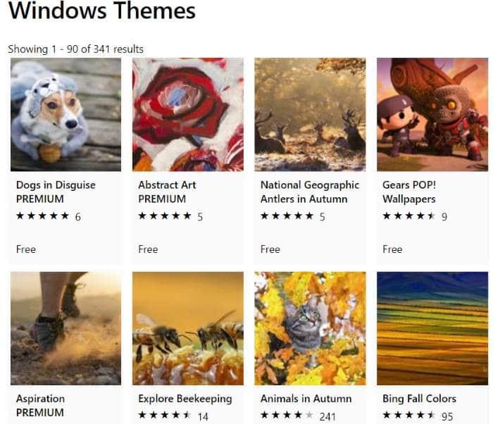 change Windows 10 theme pic1