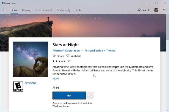change Windows 10 theme pic4