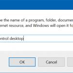 change desktop theme Windows10