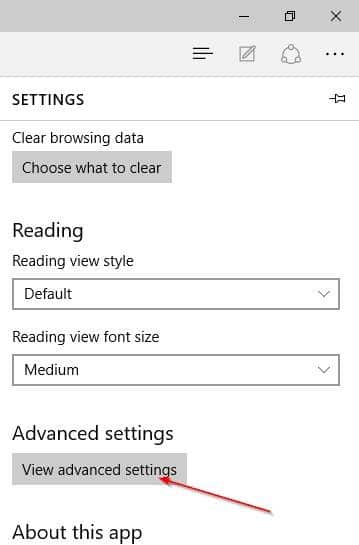 how to make google default search engine in edge