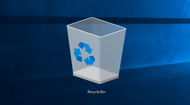 download recycle bin icon Windows