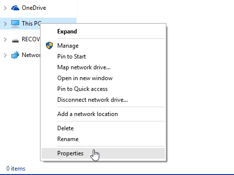 Check if your Windows 10 is activated step4