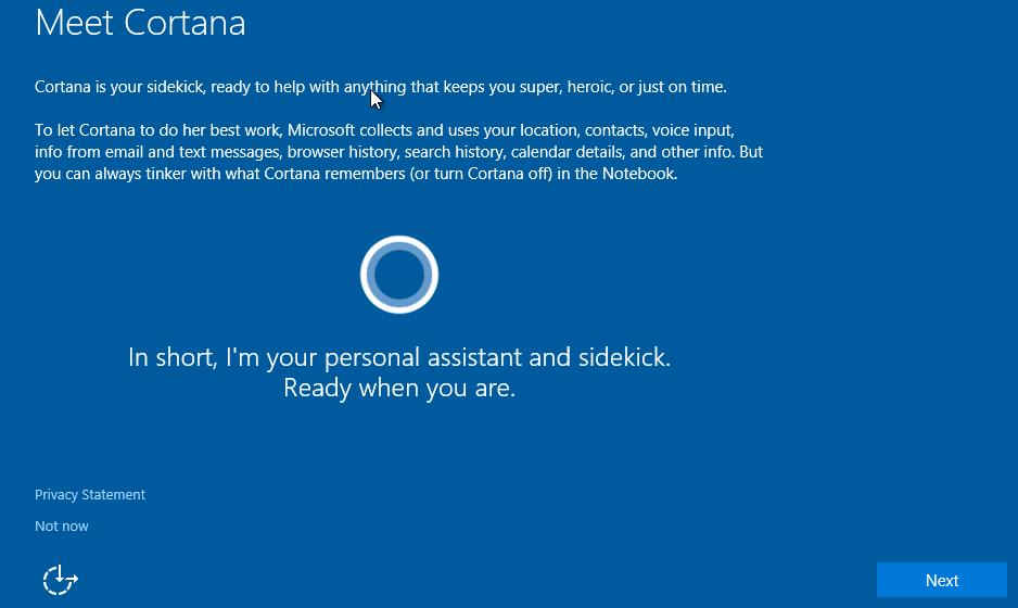 Clean install Windows 10 Step21