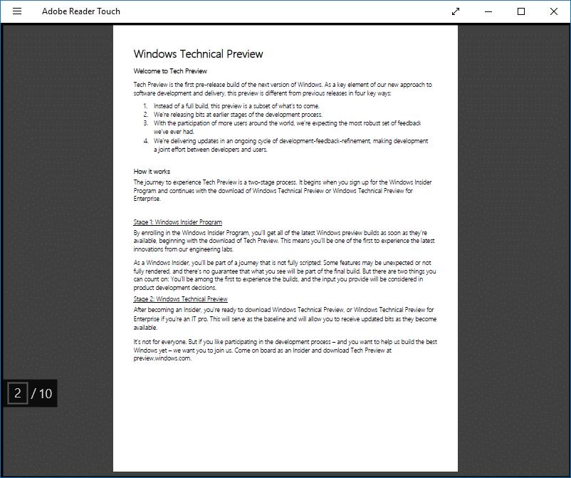 скачать программу Pdf бесплатно на русском языке для Windows 10 img-1