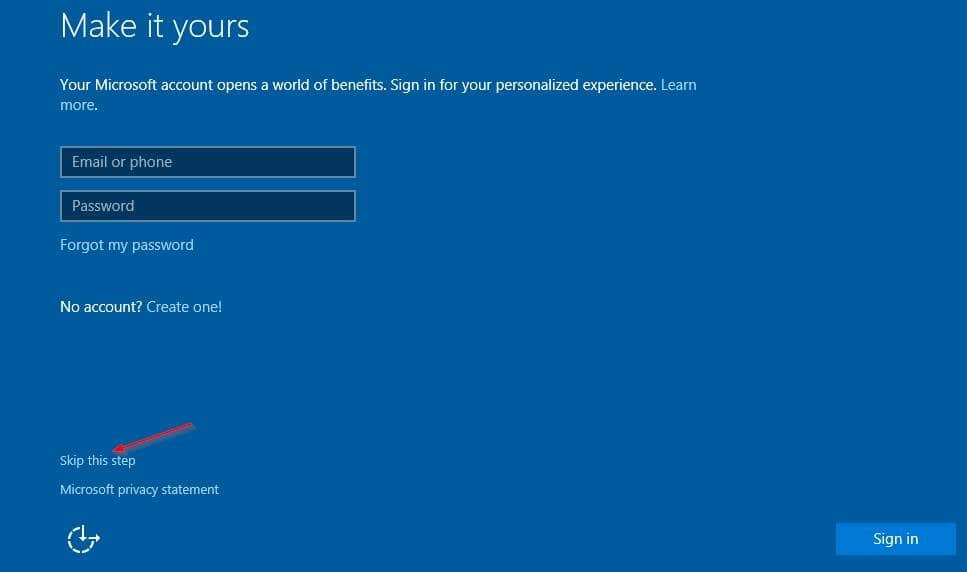 How To Install & Use Windows 10 Without Microsoft Account