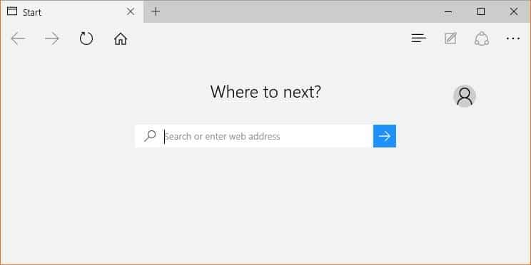 Make Google default search engine in Microsoft Edge