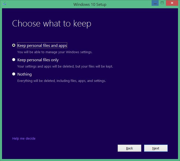 Upgrade your Windows 7 to Windows 10 step11