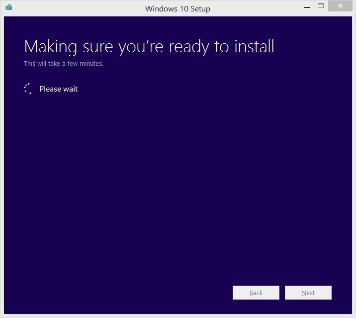Upgrade your Windows 7 to Windows 10 step8