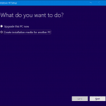 Download Windows 10 Media Creation Tool