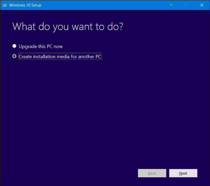 Windows 8 Media Creation Tool full