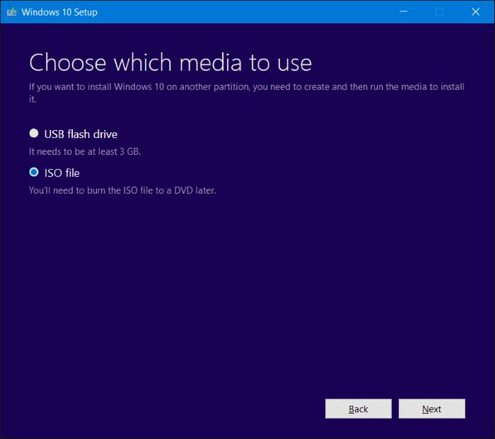 windows 10 media creation tool free