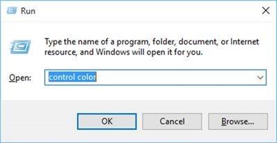 change window border color in Windows 10 step4