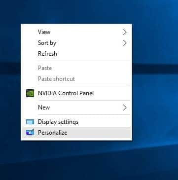 change window border color in Windows 10