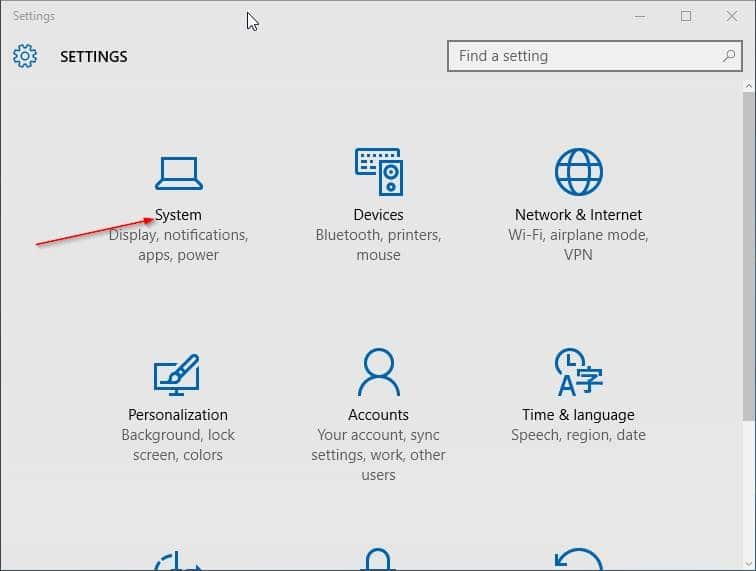 make Windows Photo Viewer default in Windows 10 step2