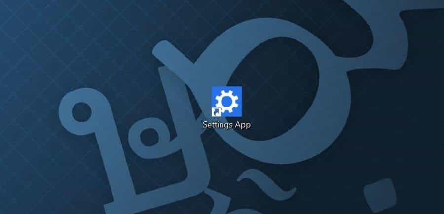 pdf on desktop shortcut windows 10