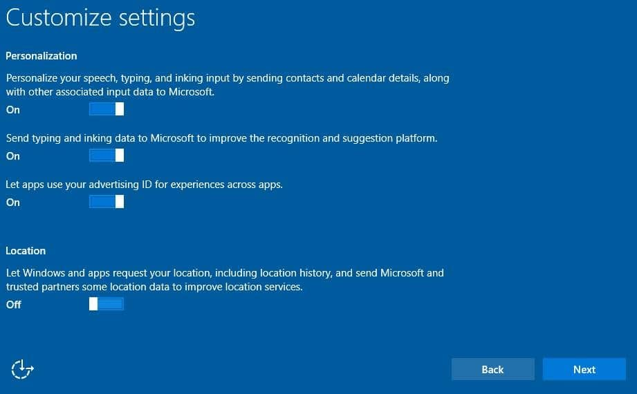 DoNotSpy to stop Windows 10 from spying on you