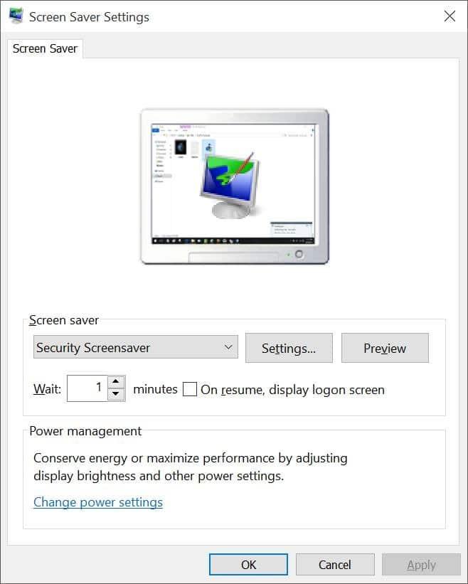 How do you install popular screen savers?