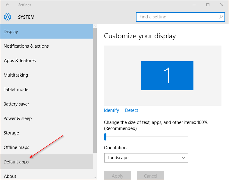 Enable classic Photo Viewer in Windows 10 step7