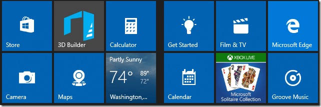 Uninstall preinstalled apps with Windows 10 App Remover