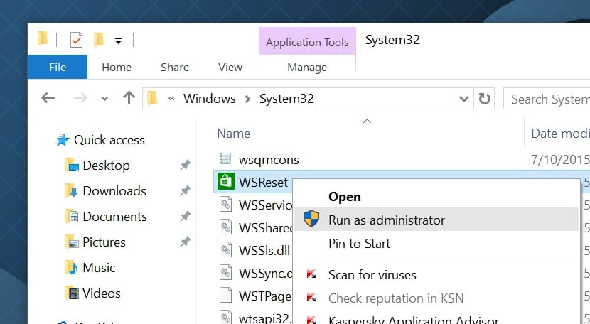 How To Clear & Reset Windows Store Cache In Windows 10